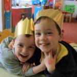 Luke & Noah Barrett, Aged 5