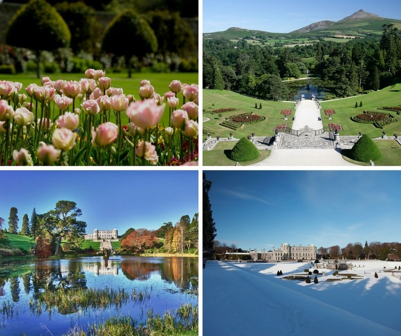 Four Seasons at Powerscourt
