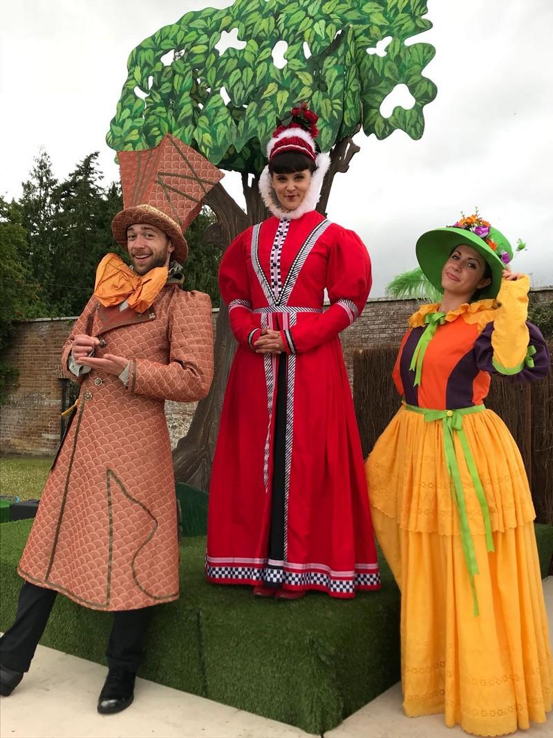 Chapterhouse Theatre Company presents Alice's Adventures in Wonderland