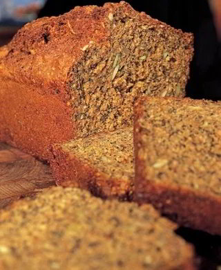 Irish brown bread from Avoca Powerscourt