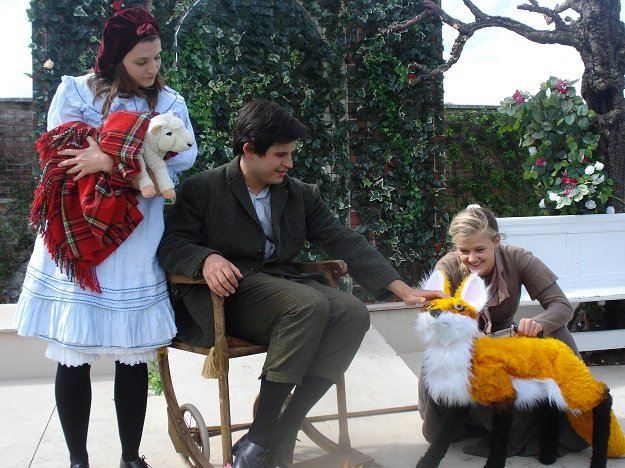 A Review of Chapterhouse Theatre Company's The Secret Garden