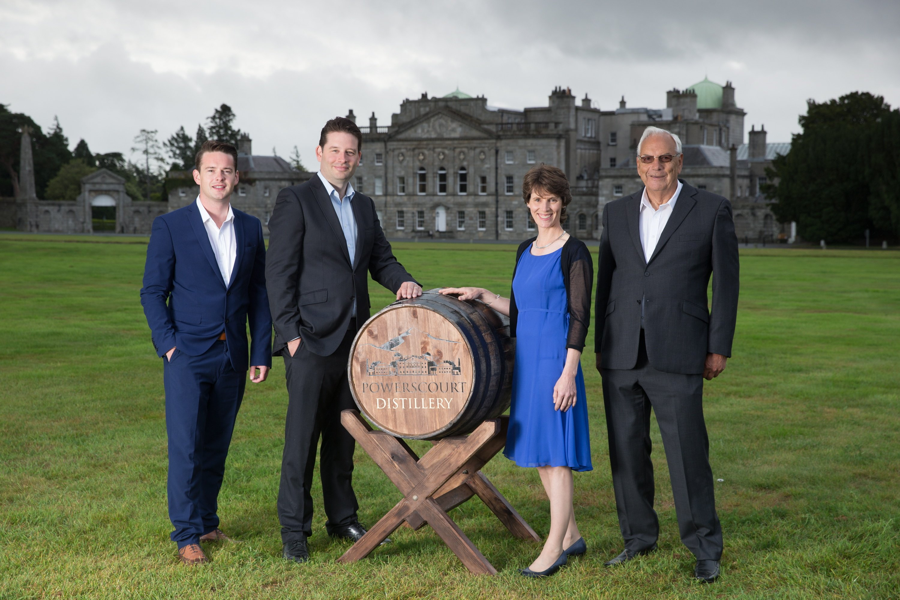 Powerscourt Distillery Granted Planning for New Distillery