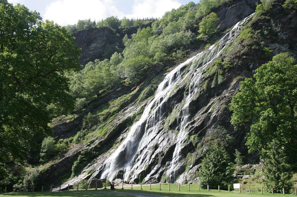 Sense-sational Nature Trail at Powerscourt Waterfall!