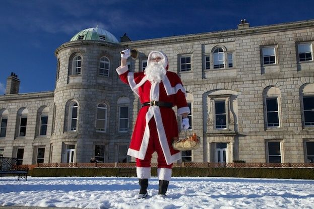 Christmas at Powerscourt Estate