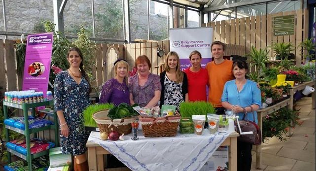 Coffee Morning for Bray Cancer at Powerscourt raises €1,223.97