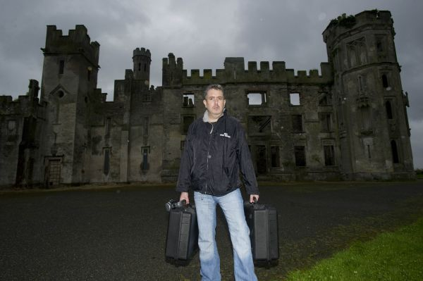 Investigate with Irish Ghost Hunters at Powerscourt Estate