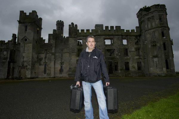 Investigate with Irish Ghost Hunters at Powerscourt Estate
