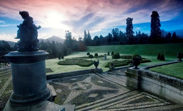 Powerscourt Estate celebrates strong visitor numbers in 2014