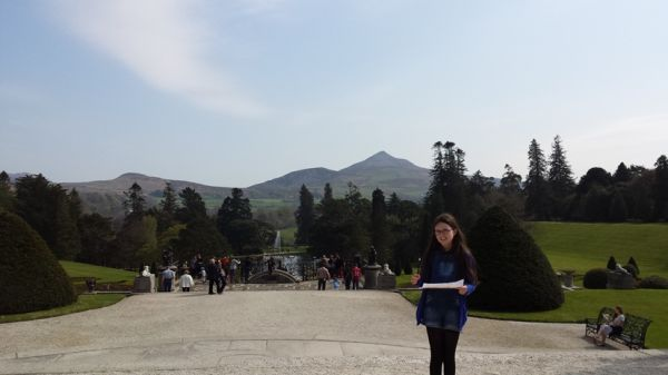 Review of Scientific Adventure Story at Powerscourt Gardens
