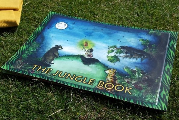 The Jungle Book at Powerscourt with Chapterhouse Theatre Company