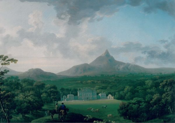 The lineage of the Wingfield Family at Powerscourt Estate, Wicklow