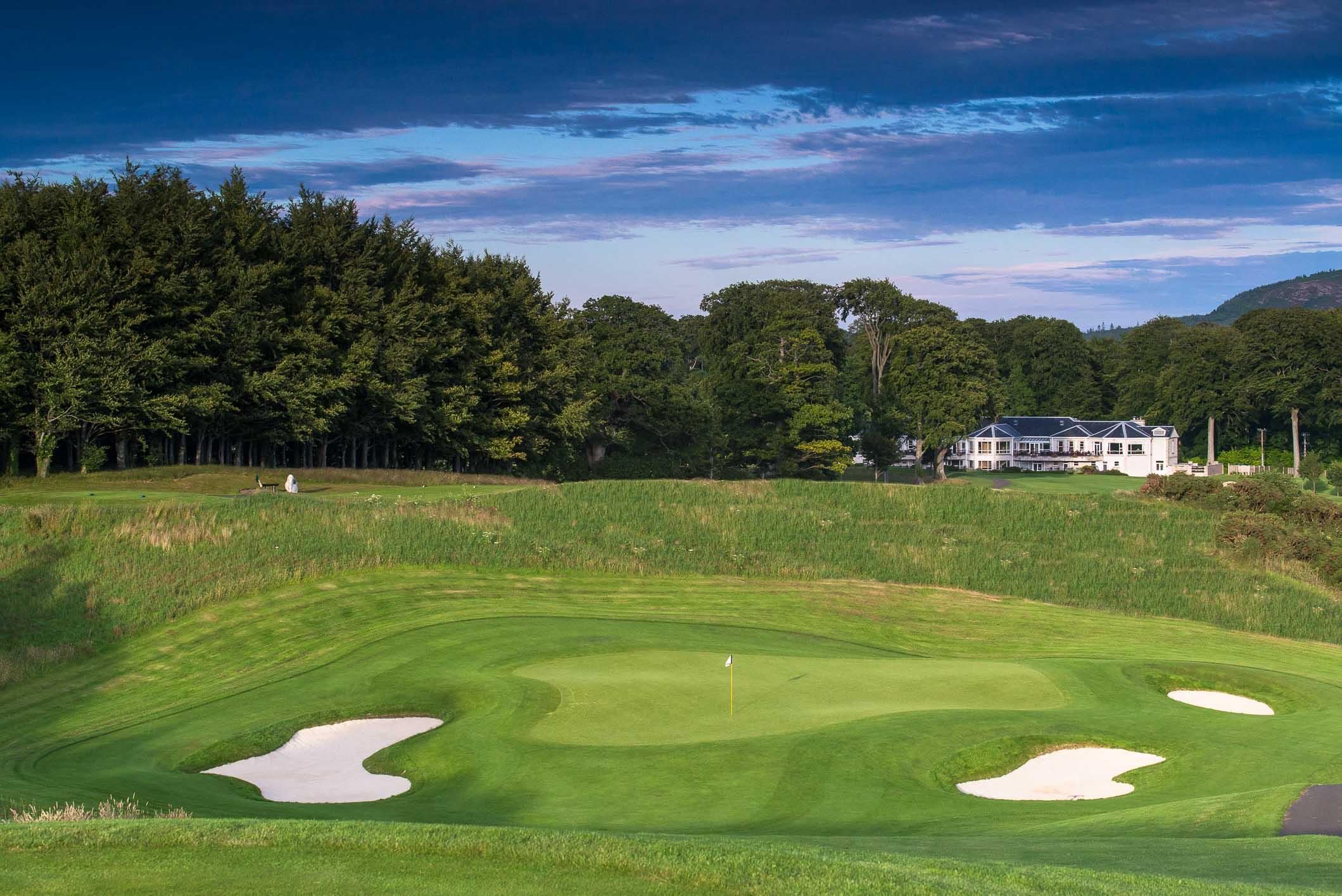 Powerscourt Golf Club Wicklow Ireland