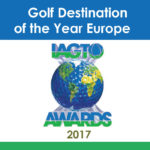 Voted Golf Destination of the Year in Europe 2017