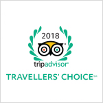 Tripadvisor Travellers Choice 2018