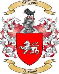 O'Toole Family Crest
