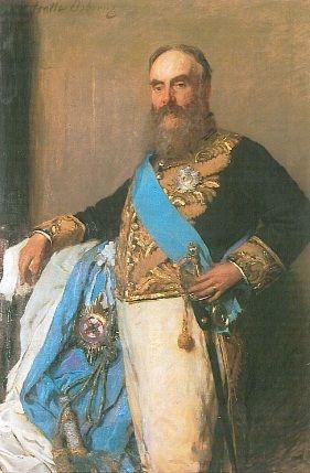 7th Viscount Powerscourt