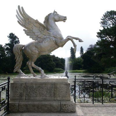 Statuary in Powerscourt