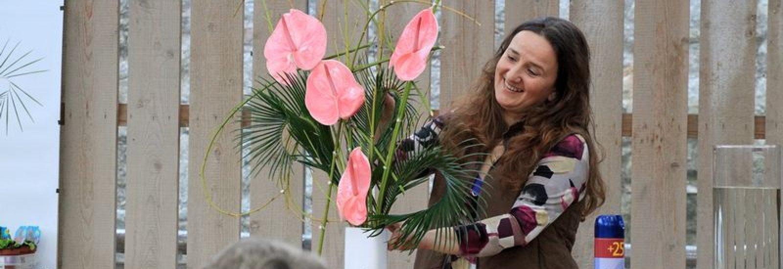 Celebrate wafa, the World Flower Show at Powerscourt Estate