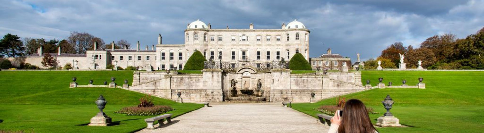 Day Tours to Powerscourt Estate and Gardens Ireland