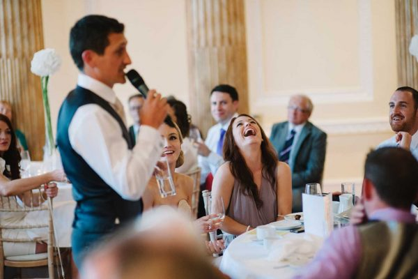 Funny Wedding Speech Powerscourt Estate