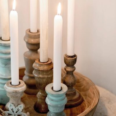 Garden Pavilion Candle Holders
