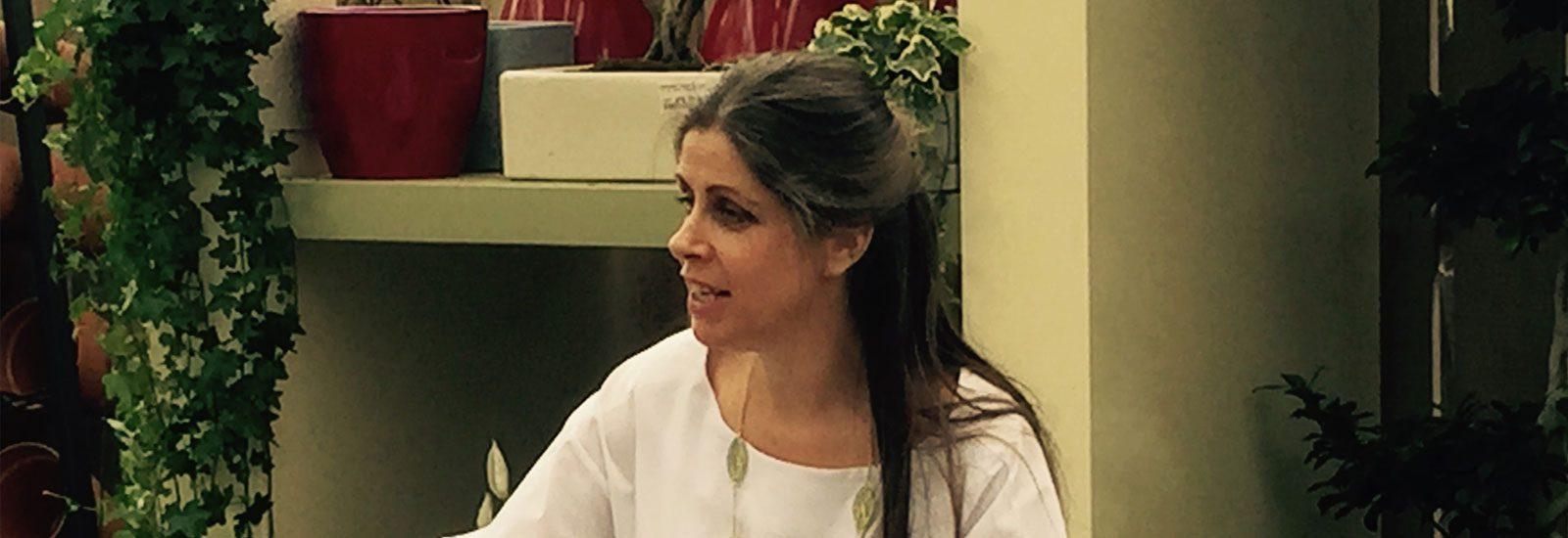 Isobel Jordan herbalist and naturopath