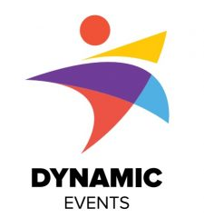 Logo Dynamic Events