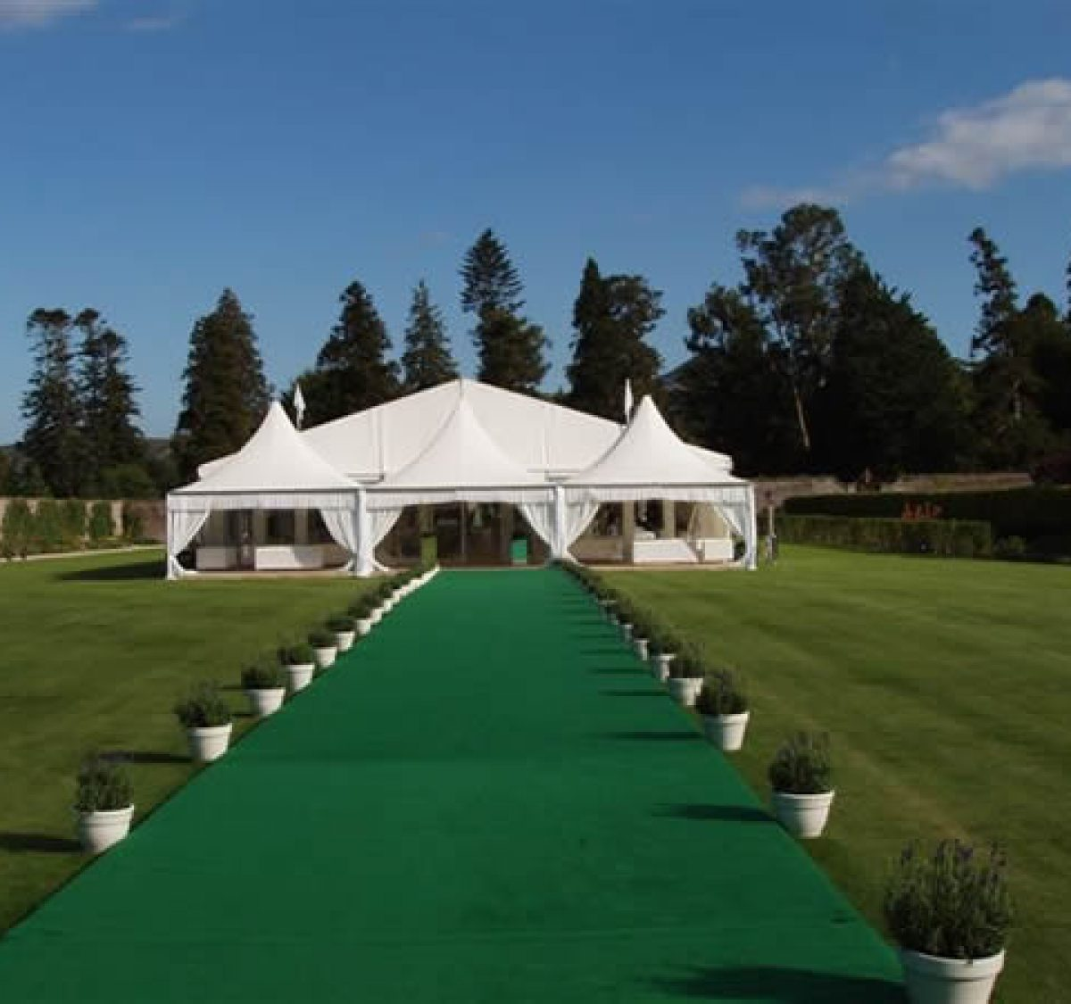 Marquee Powerscourt
