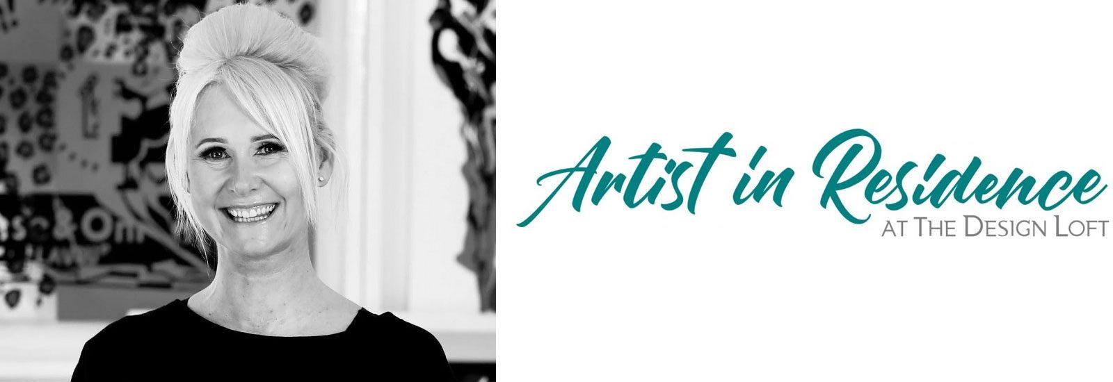 Orla Walsh Artist in Residence at The Design Loft