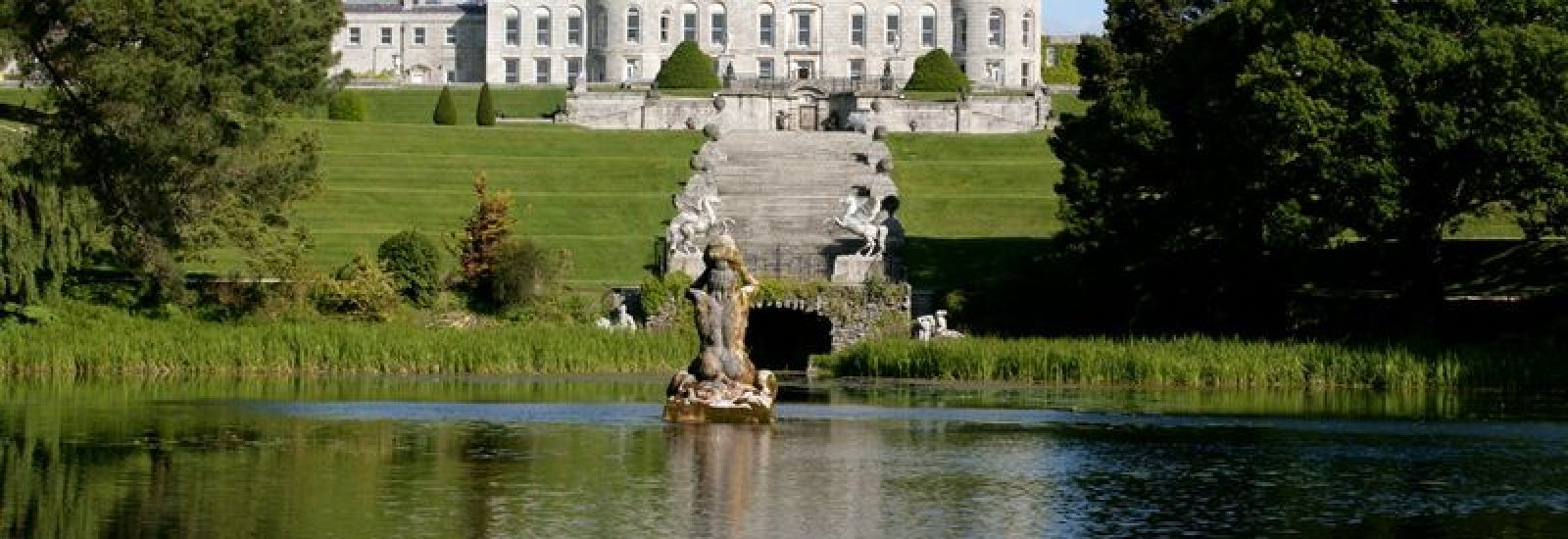 Powerscourt voted no. 3 in the World's Top 10 Gardens by the National Geographic