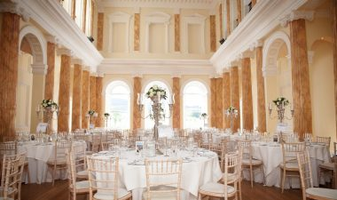 Summer Weddings at Powerscourt Estate and Gardens