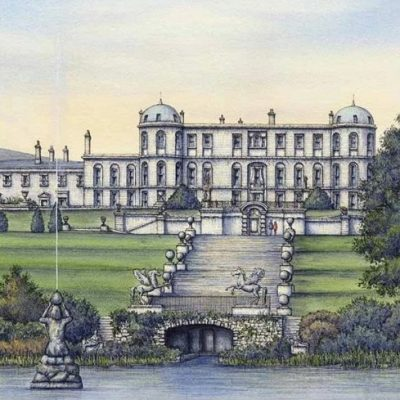 The Design Loft Powerscourt Drawing