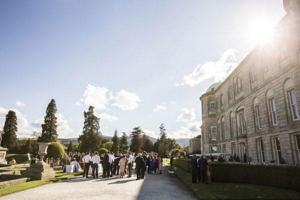 Wedding Venue Powercourt Estate Wicklow
