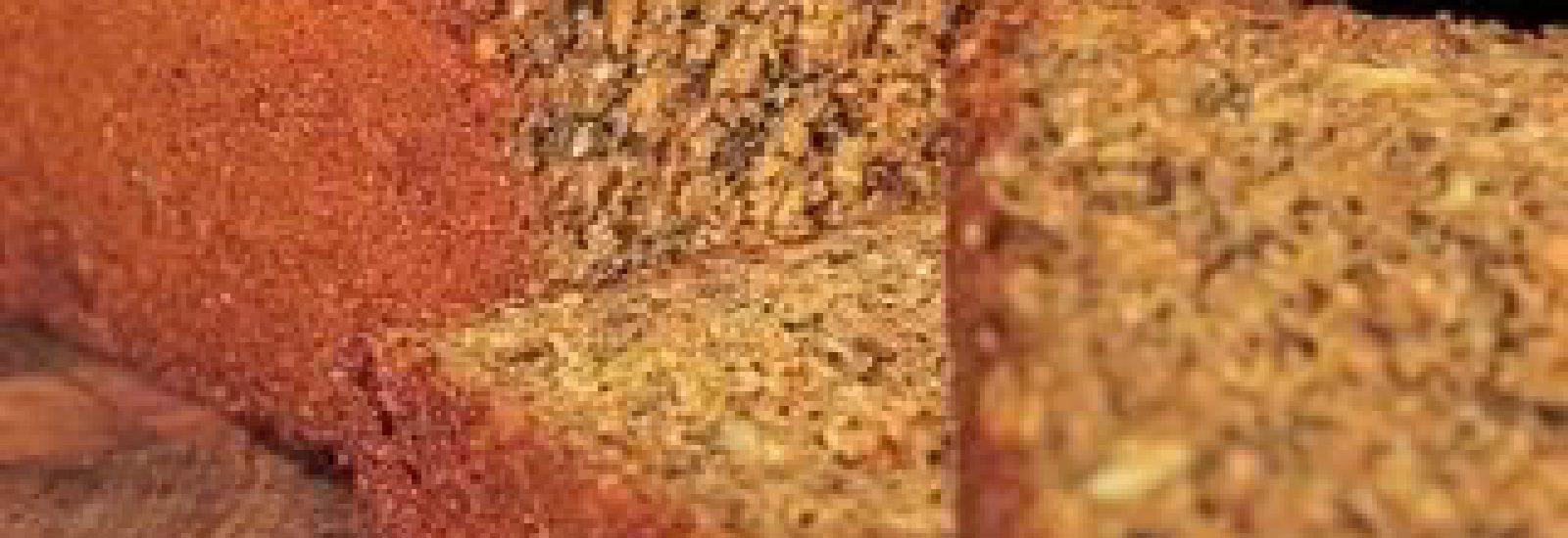 Irish brown bread from Avoca Powerscourt